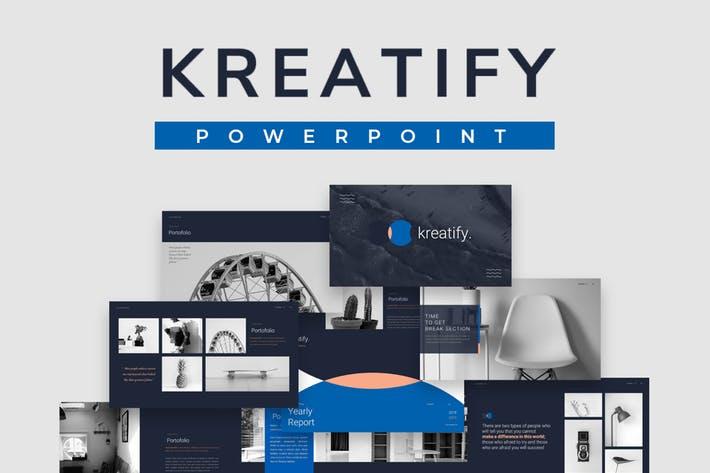 Kreatify Powerpoint