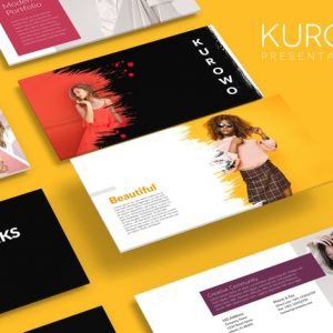 KUROWO Powerpoint Template