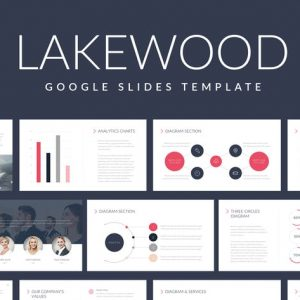 Lakewood Professional Google Slides Template