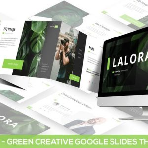 Lalora - Green Business Themes