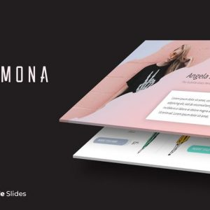 Lemona - Google Slides Template
