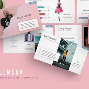 Lemona - Powerpoint Template