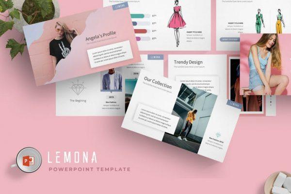 Lemona - Powerpoint Template