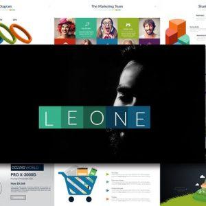 LEONE Google Slides