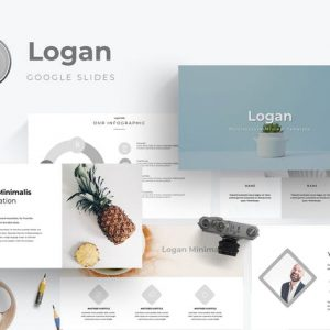 Logan - Google Slides Template