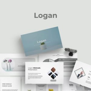 Logan - Powerpoint Template
