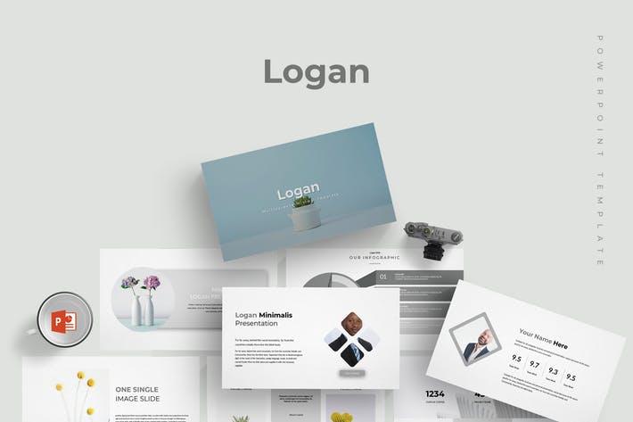 Logan - Powerpoint Template