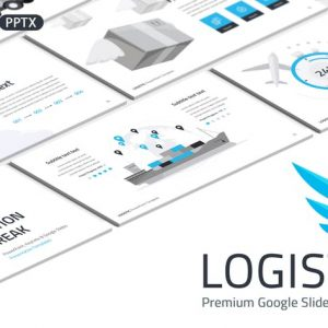 Logistic Google Slides Template