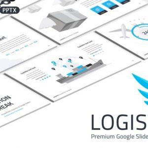 Logistic Google Slides Template