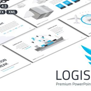 Logistic PowerPoint Template
