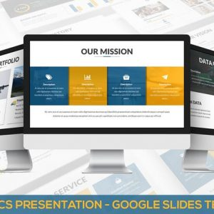 Logistics Presentation - Google Slides Template