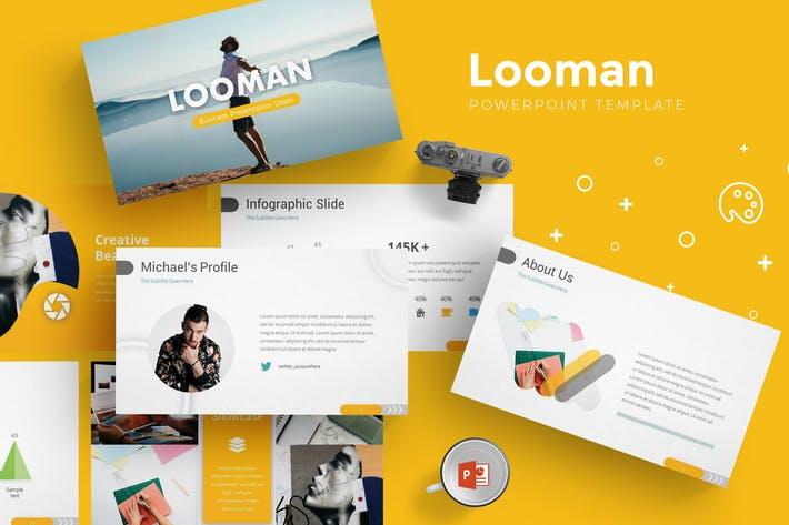 Looman - Powerpoint Templates