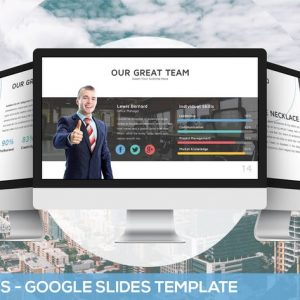 Loopers - Multipurpose Google Slides Template