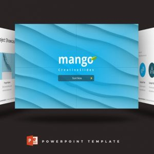 Mango - Powerpoint Template