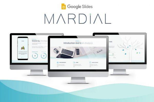 Mardial - Google Slides Template