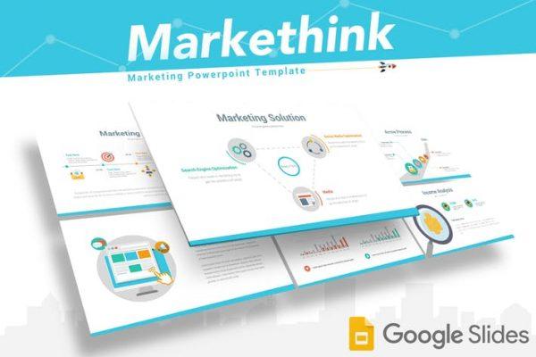Markethink - Google Slides