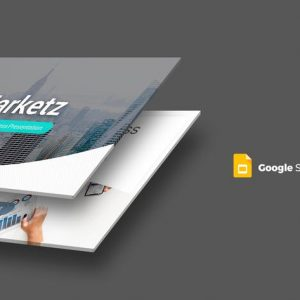 Marketz - Google Slides Template