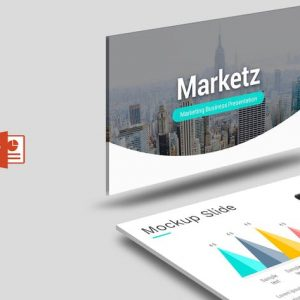 Marketz - Powerpoint Template