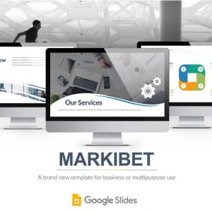 Markibet - Google Slides Template