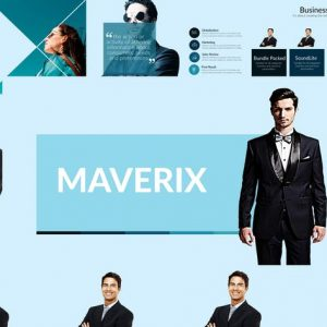 MAVERIX Google Slides