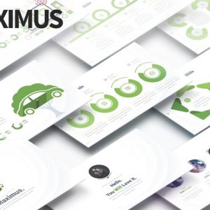 MAXIMUS - Multipurpose PowerPoint Presentation