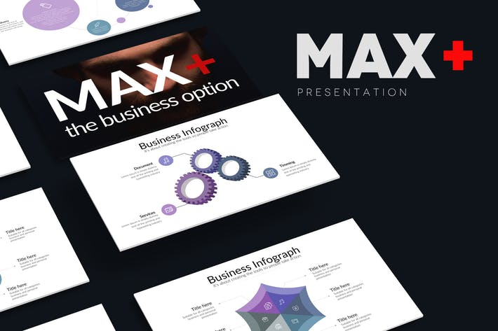 MAXPLUS Google Slides