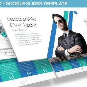 MAXPRO - GOOGLE SLIDES TEMPLATE