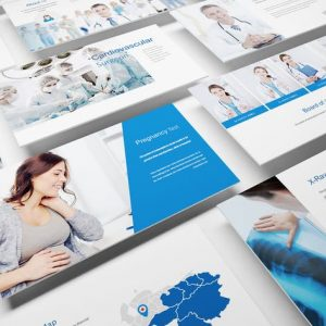 Medical and Hospital Google Slides Template