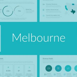 Melbourne Google Slides Template