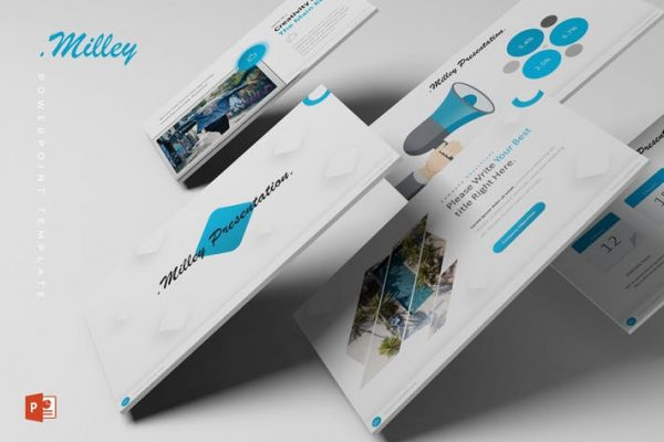Milley - Powerpoint Template