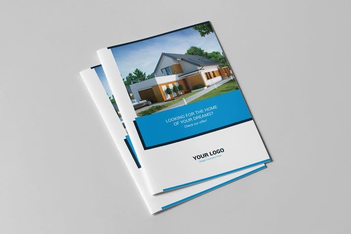Mini Brochure – Real Estate A5