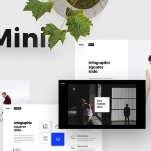 MINI Powerpoint Template
