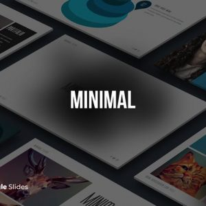 Minimal - Google Slides templates