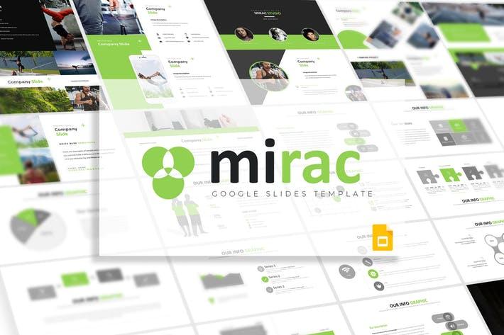 Mirac - Google Slides Template
