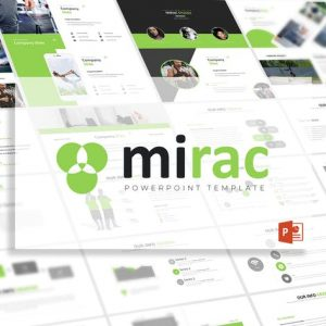 Mirac - Powerpoint Template