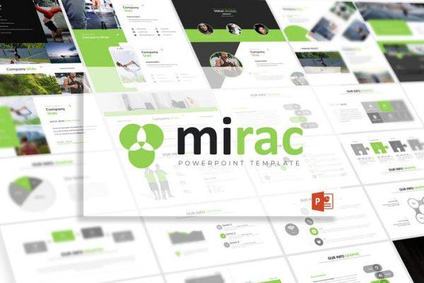 Mirac - Powerpoint Template