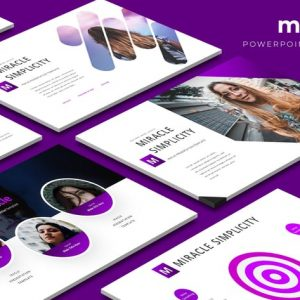 Miracle - Powerpoint Template