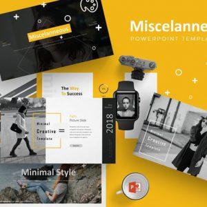 Misscelanneous - Powerpoint Template