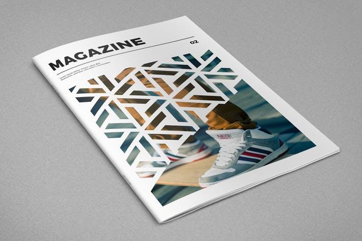 Modern Cool Pattern Magazine