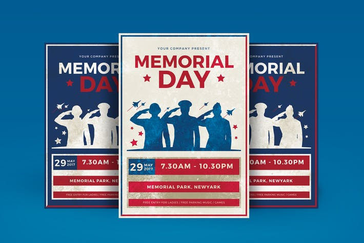 Modern Memorial Day