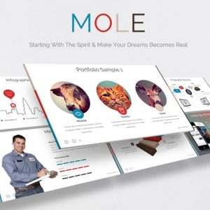 Mole - Powerpoint Template