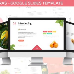 Monduras - Nature Google Slides Template