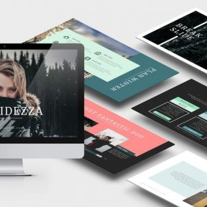 Morbidezza : Winter Powerpoint Template