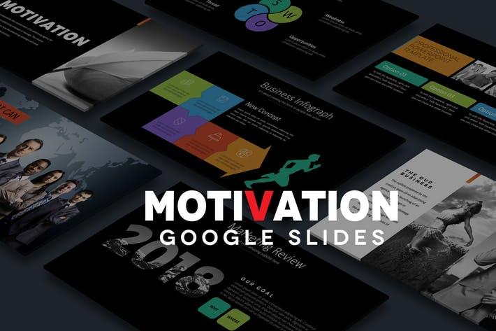 MOTIVATION Google Slides