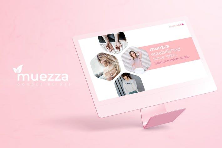 Muezza - Google Slides Template