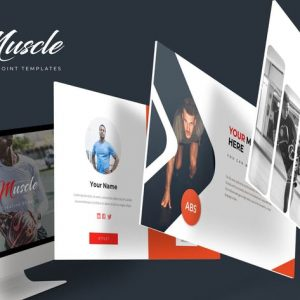 Muscle - Powerpoint Template