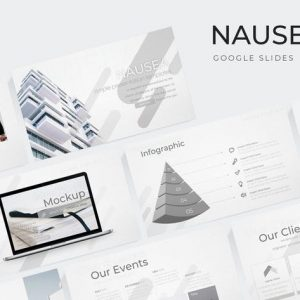 Nausea - Google Slides Template