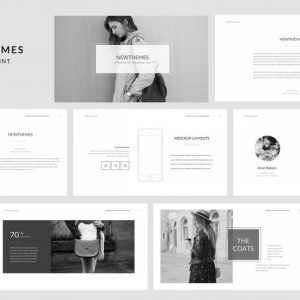 Newt Powerpoint Template