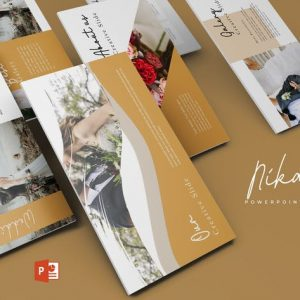 Nikahin - Powerpoint Template