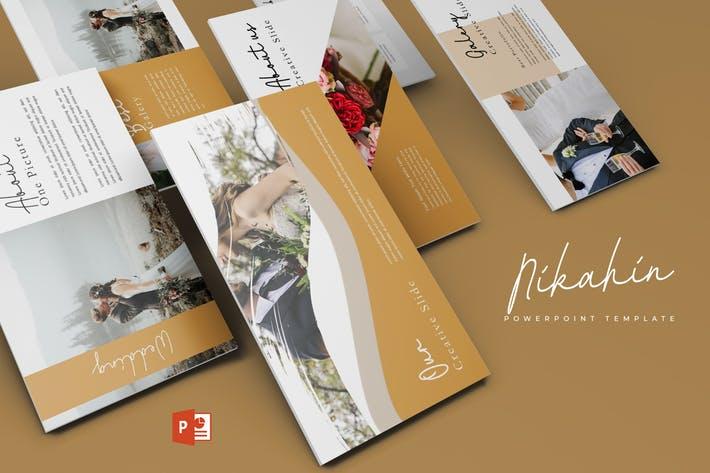 Nikahin - Powerpoint Template
